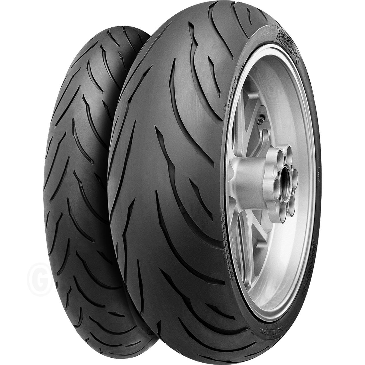 Continental Contimotion Z 120/70ZR17 M/C (58W) TL
