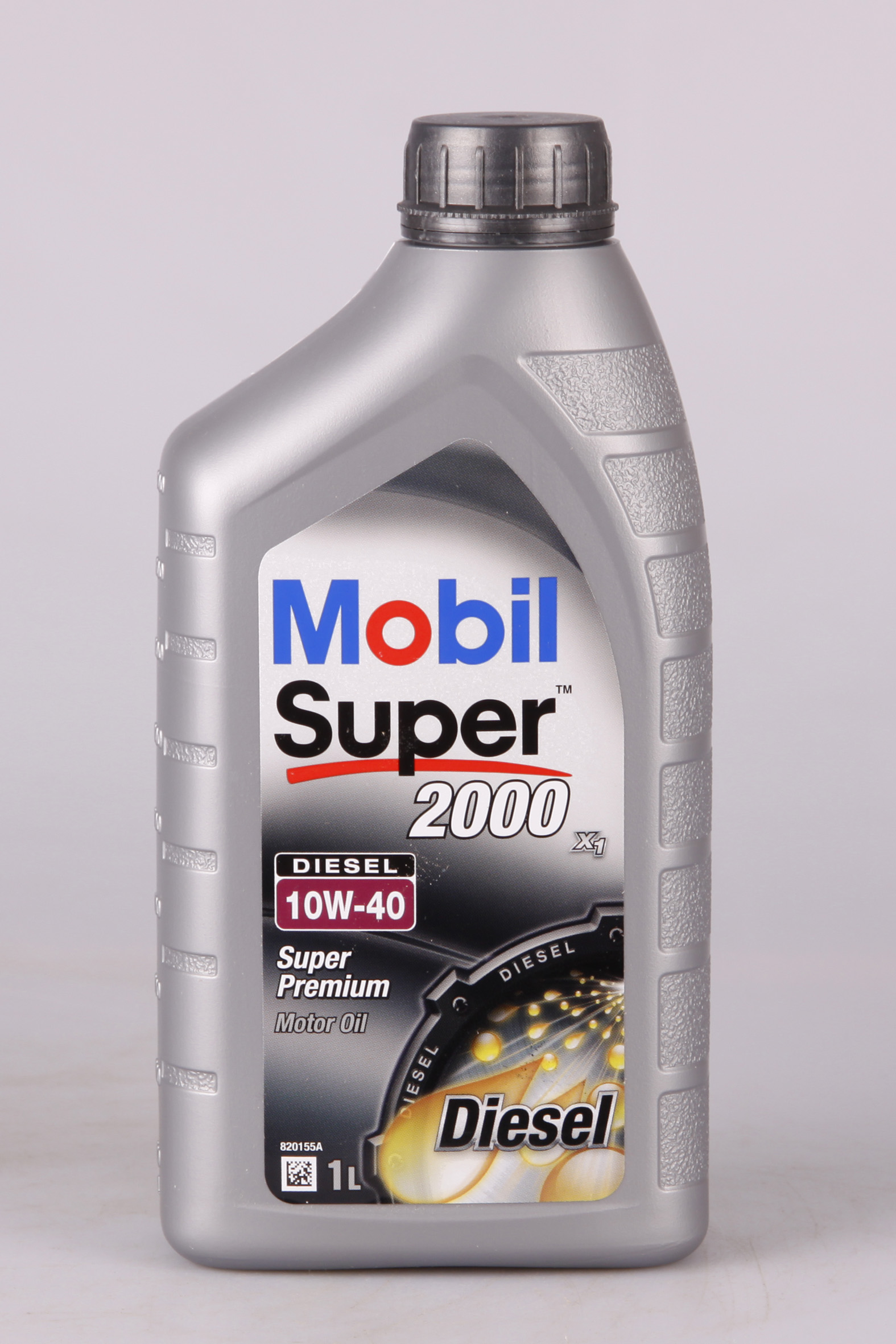 Mobil Super 2000 X1 Diesel 10W-40 1 Liter