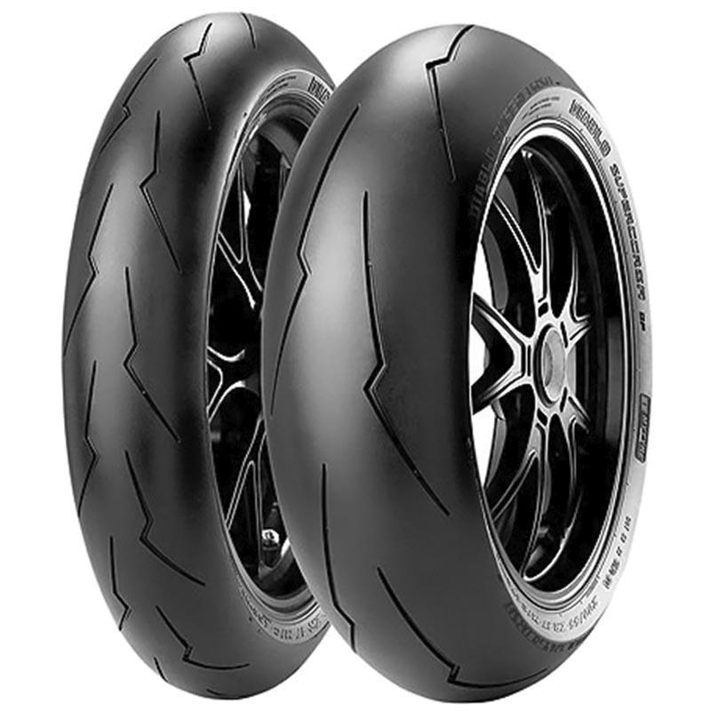 Pirelli Diablo Supercorsa V2 SC2 180/55ZR17 M/C 73W TL