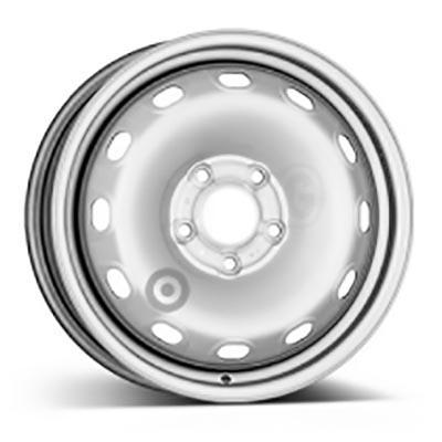 Kromag 7503 Silver 6Jx16 5x114.3 ET50