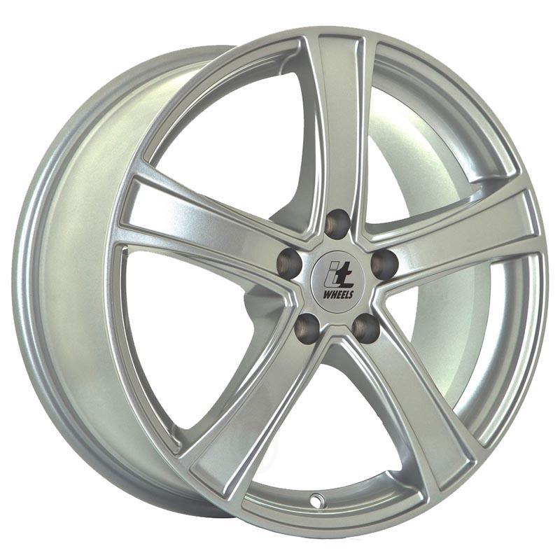 Itwheels Emma Silver 8Jx18 5x120 ET35