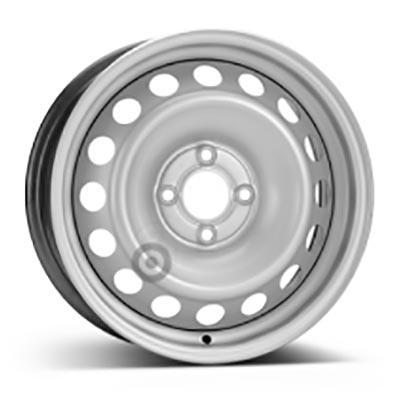 Kromag 8932 Silver 6Jx15 4x100 ET40