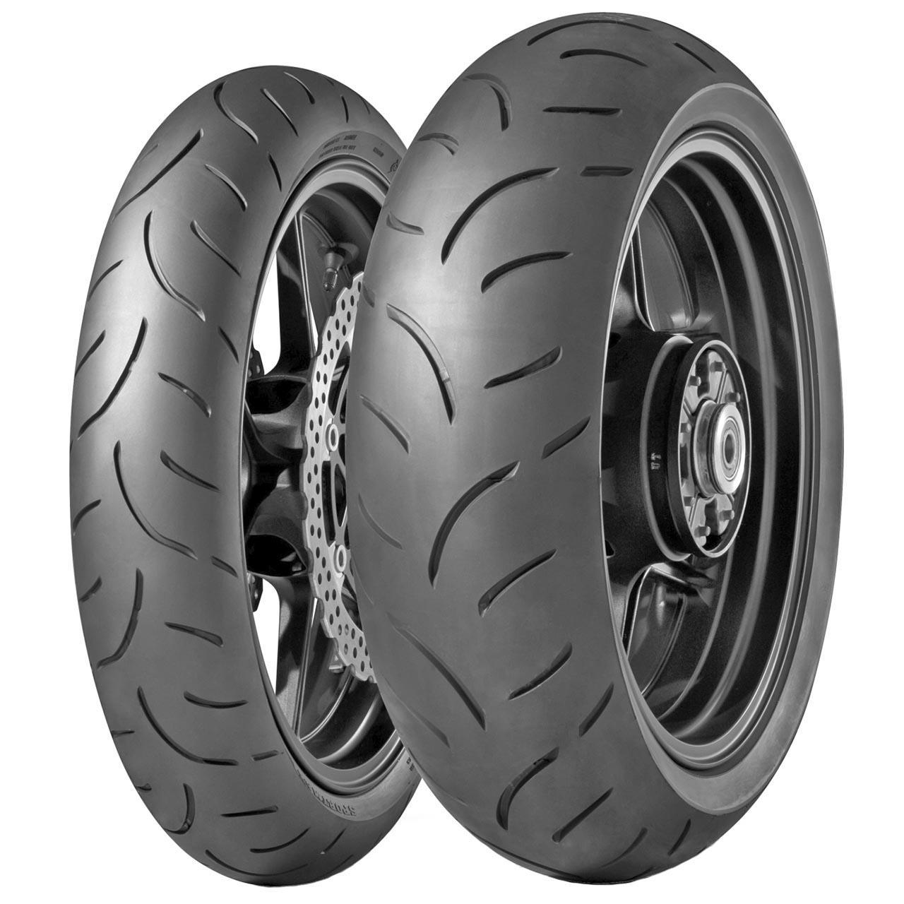 Dunlop Sportmax Qualifier 2 180/55ZR17 (73W) TL