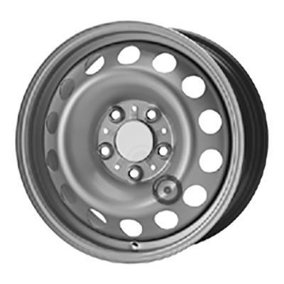 Kromag 8157 Silver 6.5Jx16 5x120 ET46