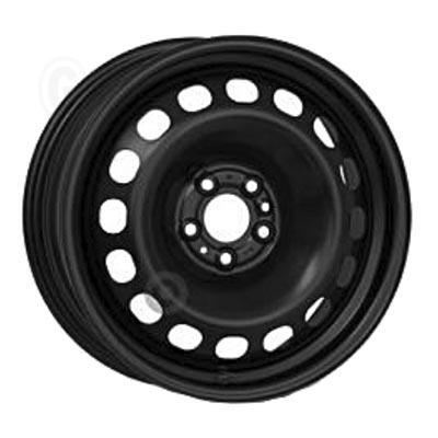 Kromag 7105 Black 6.5x16 5x108 ET39